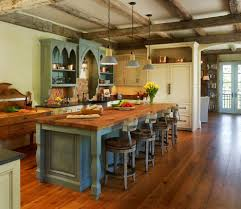 Rustic French Villa via Houzz by Barnes Vanze Architects Photo by Anice  Hoachlander from Hoachlander Davis Photography, LLC