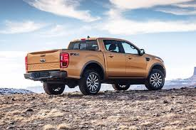 2019 Ford Ranger boasts best-in-class gas fuel economy - Roadshow