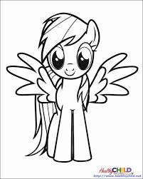 Small Picture My little pony My little Pony Coloring Pages