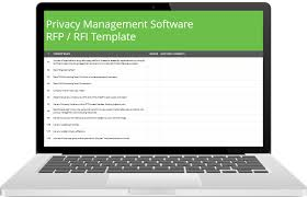 Rfp/rfi Template | Resources | Onetrust