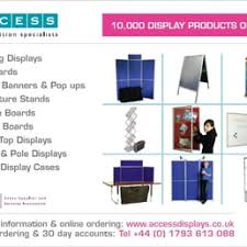 Uk Display Stands Ltd Access Displays Ltd Get Quote Event Planning Event Services 88
