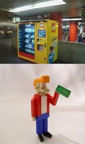 Lego Vending Machine Amazing IRTI Funny Picture 48 Tags Lego Vending Machine Fry Shut Up