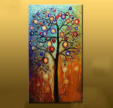 2018 hand painted abstract oil painting large canvas art cheap modern abstract tree paintings living room wall pictures home decor from dorapainting  on large abstract wall art cheap with 2018 hand painted abstract oil painting large canvas art cheap