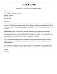 top 4 cover letter templates get