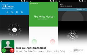 Calls On Call To Android Apps How incoming Get Calls Fake