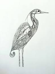 >image gallery of heron metal wall art view 8 of 20 photos  wall arts heron metal wall art great blue heron metal wall art pertaining to newest