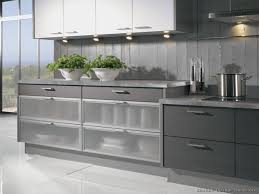 Of Kitchens Modern Two Tone Kitchen Cabinets Ideas