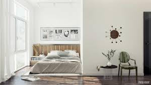 Contemporary Bedroom Contemporary Bedroom In White Interior Design Ideas