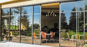 commercial sliding glass doors