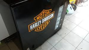 Harley Davidson Vending Machine Best Large Harley Davidson Soda Can Vending Machine Cools Well Catawiki