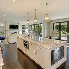 Kitchen Cabinet End Panels Design Ideas