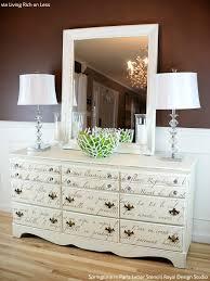 image stencils furniture painting. 10 amazing furniture painting ideas with letter stencils royal design studio image