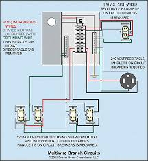 multiwire branch circuits home owners networkhome owners network grounded neutral wires of each multi wire branch circuit in the cabinet where the circuit originates this grouping is required in only one location
