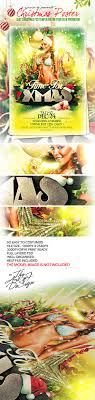 christmas poster templates share stock sexy christmas poster flyers print templates