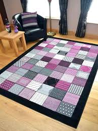 dark pink area rug and black rugs collection in plum runner details about grey purple hall