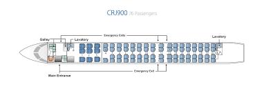 Canadair Regional Jet 900 Seating Chart Crj 900 Seating Chart Related Keywords Suggestions Crj