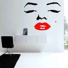wall decals marilyn monroe picture wall decor wall decor picture wall decor  wall decals