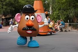 real mr potato head. Brilliant Potato Identity Over Time And Mr Potato Head On Real Mr P