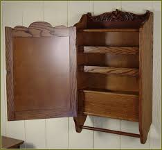 Delighful Medicine Cabinets Without Mirrors Oak Cabinet Mirror To Design