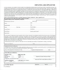 Employee Application Form Word Employee Application Form 9 Free Word Documents Download