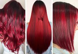 Shades Of Red Hair Color Chart 63 Hot Red Hair Color Shades To Dye For Red Hair Dye Tips