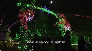 Zoo Lights Seattle Wildlights 2013 At Woodland Park Zoo Seattle