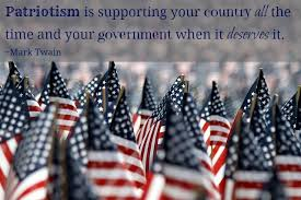 Image gallery for : mark twain quotes patriotism