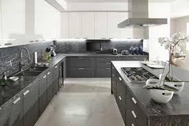 grey white kitchen designs. impressive simple grey and white kitchen designs in decor s