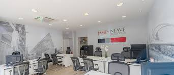 estate agent office design. James Neave Estate Agents | Tour Striking Places Your Business Through Our Lens Agent Office Design