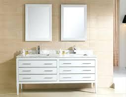 double sink 48 inch bathroom vanity silkroad exclusive mesa 48 inch double sink bathroom vanity