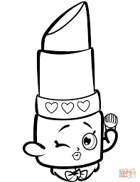 We have collected 39+ shopkins coloring page printable free images of various designs for you to color. Beauty Lippy Lips Shopkin Coloring Page Free Printable Coloring Pages Shopkins Coloring Pages Free Printable Shopkin Coloring Pages Coloring Pages For Girls