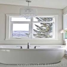 bathtub design fancy bath lighting inspiration and tips for hanging chandelier over bathtub of x covers