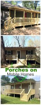 Retro Mobile Homes 229 Best Mobile Home Rv Porches Images On Pinterest Mobile