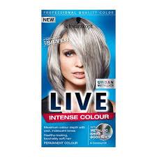 Schwarzkopf Live Colour Urban Metallics U71 Metallic Silver