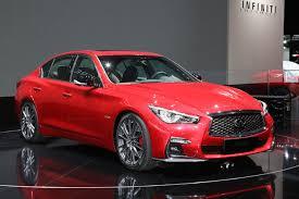 2018 infiniti car models. contemporary models 2018 infiniti q50 shows off facelift in geneva and infiniti car models n