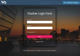 50 Best Free Html5 Login Form Templates 2019 For Web