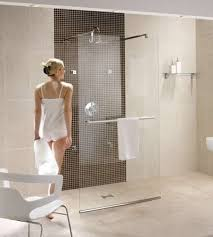 Doorless shower, as published on: http://www.kordonline.com