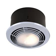broan nutone bathroom exhaust:  cfm ceiling exhaust fan with light and heater