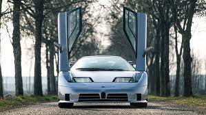 The eb110 gt is bugatti's first new model, marking the renaissance of the famous marque that dominated motor racing and design in the early 20th century. The Last Bugatti Eb110 Super Sport Ever Built Is Now Up For Sale Robb Report