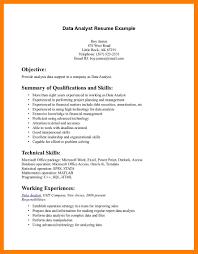 10 Data Analytics Resume Mla Cover Page