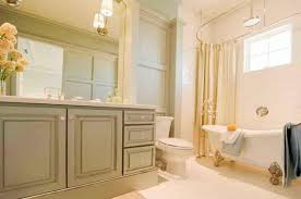 image of painting bathroom cabinets for small bathrooms ideas
