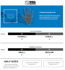 Ssg Winter Gripper Gloves Sizes 4 7