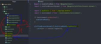 How ANGULAR Trigger index.html And Start Working - DEV Community ...