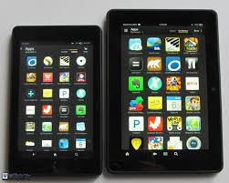 Fire Hd Vs Fire Hdx Comparison Review Kindle Tablets