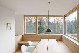 Wohnhaus Neuenstein 1 Mattes Riglewski Architekten Esszimmer In