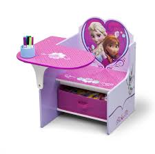 amazoncom delta children chair desk with storage bin disney frozen baby childs office chair
