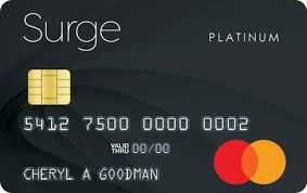 Experts say that a credit score of 700 or better is necessary to qualify for most cards. Surge Mastercard Credit Card Apply Online Creditcards Com