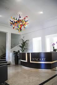 office chandeliers. The Range Of #handmade #glass #chandeliers, Created By Mdina Glass, Is Office Chandeliers I
