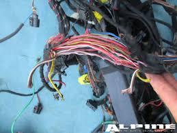 oem original 2004 bentley continental gt wire harness bentley continental gt wire harness w fuse box