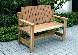 wood plastic composite modern garden bench outdoor seat china bench by modern outdoor furniture cushions